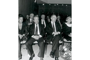 1989: President of the Stuttgart Chamber of Commerce
