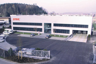 1996: STIHL Vertriebs AG Switzerland and STIHL in Africa