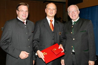 2012: Stihl family honoured